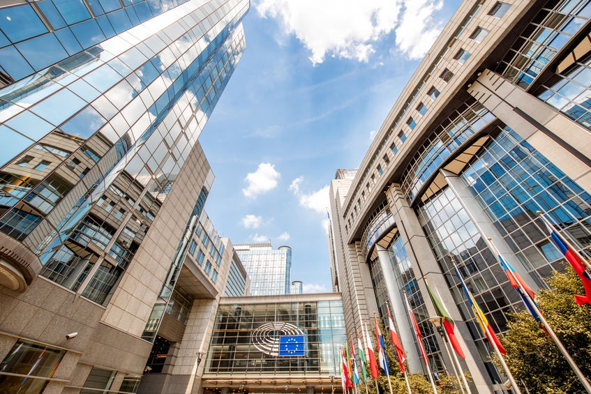 Europese Parlement Brussel